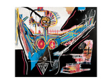 Mater Giclée-trykk av Jean-Michel Basquiat