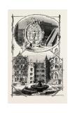 Views in Heidelberg Castle Germany, 1882 Giclee Print