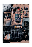 Untitled (Loans) Giclee Print by Jean-Michel Basquiat