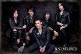 Black Veil Brides Group Sit Posters