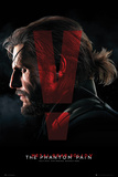 Metal Gear Solid V Cover Posters