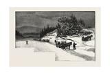 Rat River Landing, Canada, Nineteenth Century Giclee Print
