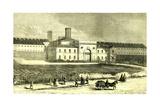 Dublin Ireland 1866 Mountjoy Prison Giclee Print