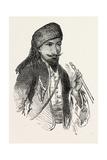 The Pacha of Aleppo, Syria, 1851 Giclee Print