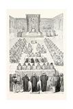 Queen Elizabeth's Parliament Giclee Print
