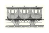 First-Class Wagon Giclee Print