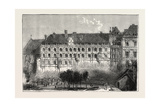The Chateau of Bloi, France, 1871 Giclee Print