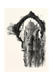 Fountains Abbey, UK Giclee Print
