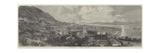 General View of Victoria, Hong-Kong Giclee Print