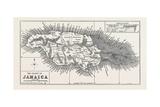 Jamaica Giclee Print
