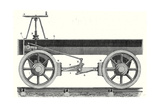 Brake of a Wagon Giclee Print