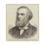 The Reverend Dr Jellett, Provost of Trinity College, Dublin Giclee Print