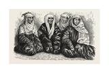 Turkoman Women Giclee Print