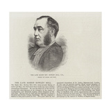 The Late Right Reverend Rowley Hill, Dd, Bishop of Sodor and Man Giclee Print