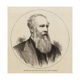 The Right Reverend John Charles Ryle, Dd, First Bishop of Liverpool Giclee Print