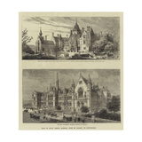 Visit of Hrh Prince Leopold, Duke of Albany, to Nottingham Giclee Print