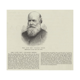 The Late Reverend Charles Rhind, Missionary to the Deaf and Dumb Giclee Print