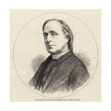 The Right Reverend Edward White Benson, DD, Bishop of Truro Giclee Print