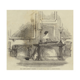 Mrs Fanny Kemble's Readings of Shakespeare, at the St James's Theatre Giclee Print