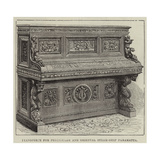 Pianoforte for Peninsular and Oriental Steam-Ship Paramatta Giclee Print
