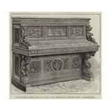 Pianoforte for Peninsular and Oriental Steam-Ship Paramatta Giclee Print