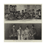 The Afghan Frontier Difficulty Giclee Print