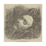 Cast of Shakespeare's Face Giclee Print
