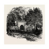 Washington's Grave, Mount Vernon, USA, 1870s Giclee Print