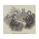 Mr Henry, the Newly Appointed Magistrate at Bow-Street Giclee Print