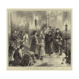 The Russian People and the Greek Church Giclee Print