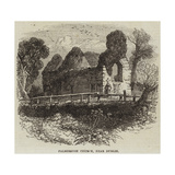 Palmerston Church, Near Dublin Giclee Print