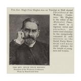 The Reverend Hugh Price Hughes Giclee Print