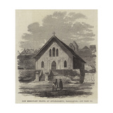 New Missionary Chapel at Antananarivo, Madagascar Giclee Print