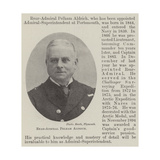 Rear-Admiral Pelham Aldrich Giclee Print