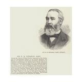 Sir E H Kinahan, Baronet, Dublin Giclee Print