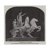 The Memorial to Boadicea Giclee Print