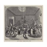 Bow Street Police Court, 1816 Giclee Print