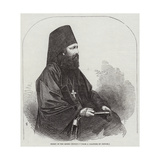 Priest of the Greek Church Giclee Print