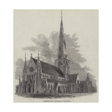 Christchurch Cathedral, Montreal Giclee Print