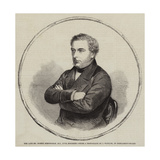 The Late Mr Robert Stephenson, MP, Civil Engineer Giclee Print