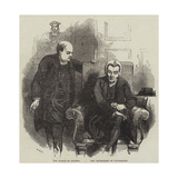 The Bishop of London and the Archbishop of Canterbury Giclee Print