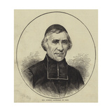 Monseigneur Guibert, Archbishop of Paris Giclee Print