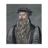 John Knox (1514-1572) Giclee Print
