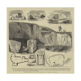 Antiquities at Carchemish, Northern Syria Giclee Print