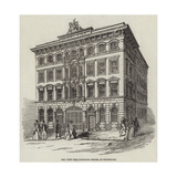 The Unity Fire Insurance Offices, at Birmingham Giclee Print