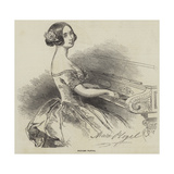 Madame Pleyel Giclee Print