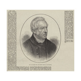 The Late Right Reverend Dr Sumner, Bishop of Winchester Giclee Print
