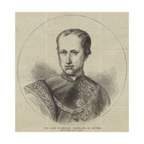 The Late Ex-Emperor Ferdinand of Austria Giclee Print