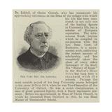 The Very Reverend Dr Liddell Giclee Print
