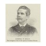 Admiral Di Mello Giclee Print